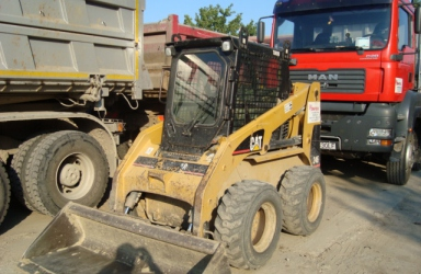 CATERPILLAR CAT 246 C